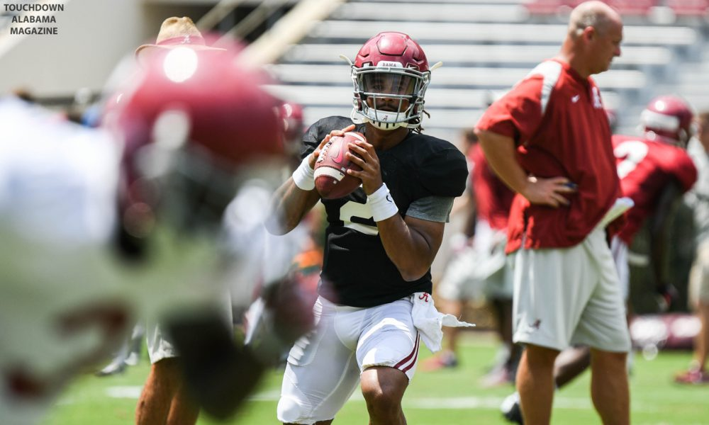 Jalen Hurts a finalist for prestigious QB award