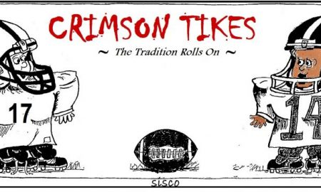 CRIMSON TIKES - The Tradition Rolls On -Touchdown Alabama Magazine