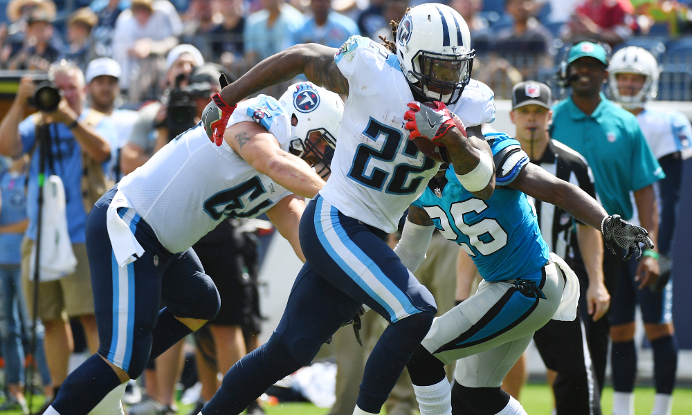Titans to release RB Murray