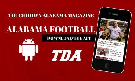 Alabama football App