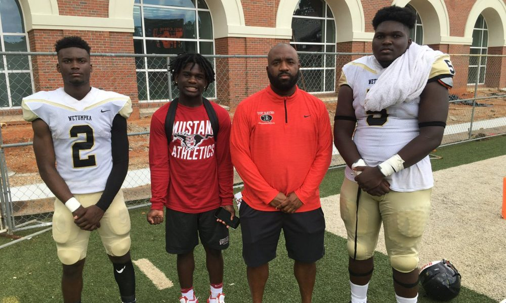 Tide Should Look At Three Players For 2019 Recruiting Class