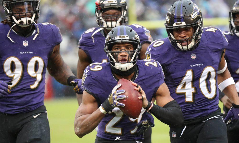 Ravens  Humphrey shows leadership in giving his No. to Earl Thomas 2b8861ade