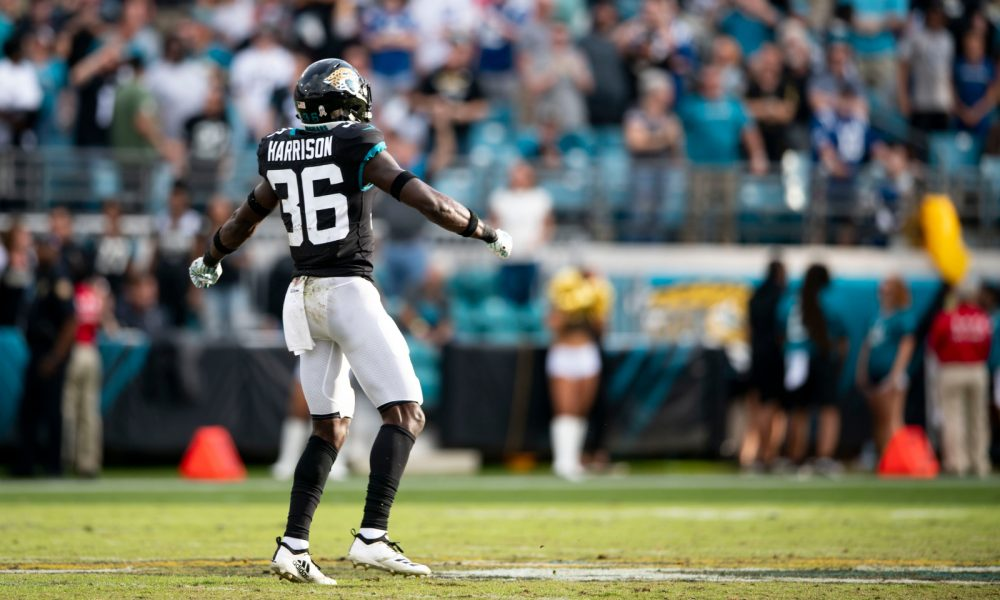 5c4cf15dd Ronnie Harrison providing life for Jaguars on defense after defeating Colts