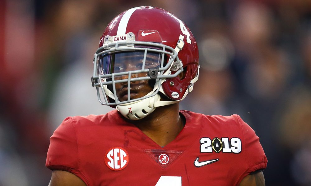 Veteran Cb Removed From Tide S 2019 Football Roster