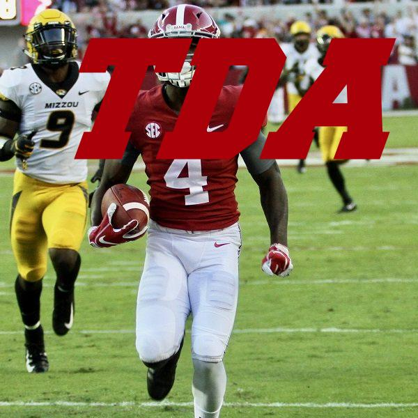 Jerry Jeudy touchdown