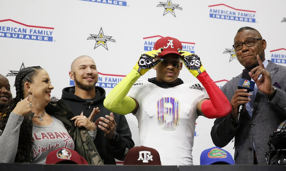 Marcus Banks commits to Alabama