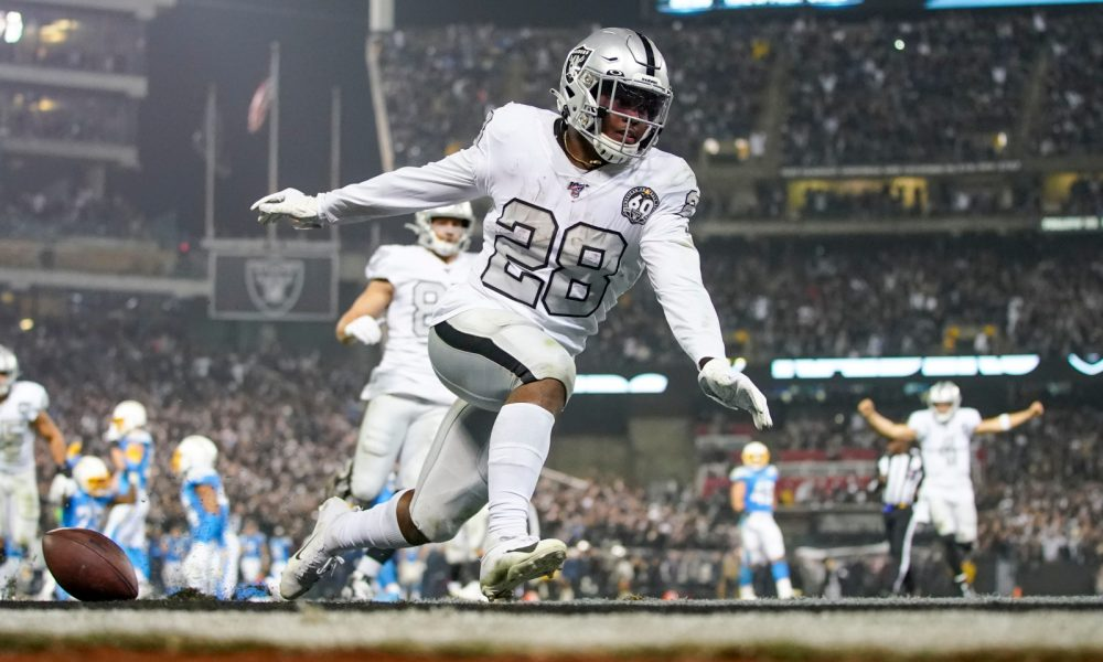 Josh Jacobs Is Making A Winner Out Of The Oakland Raiders