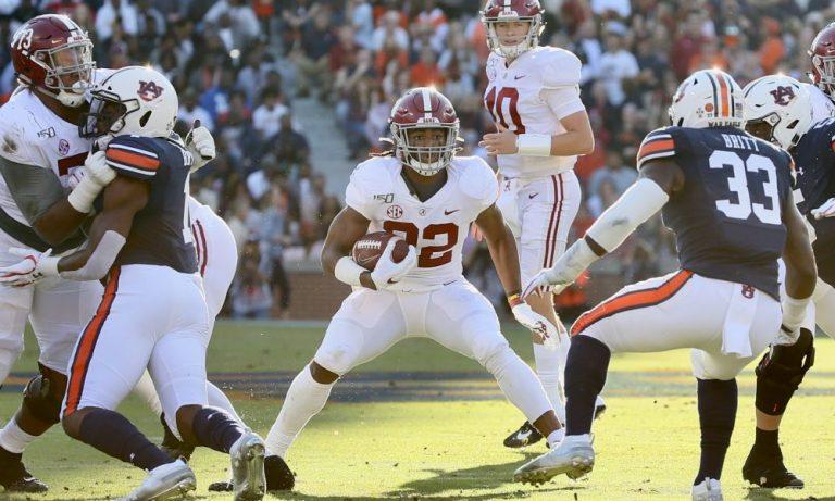 Alabama-Auburn Predictions