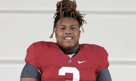 Alabama 2021 in-state recruits /Tim Keenan on visit to Alabama