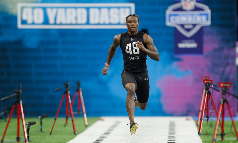 Henry Ruggs, Jerry Jeudy of Alabama cement themselves as first-rounders