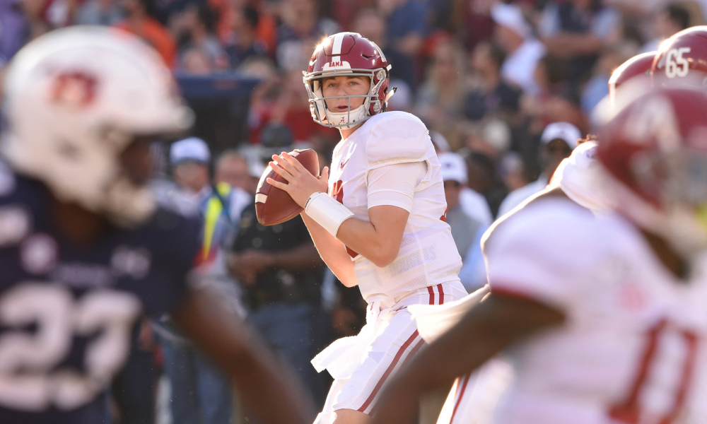 Espn Projects Alabama To Win 11 Games In 2020 But Where Is The Loss