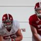 James Brockermeyer and Tommy Brockermeyer during Alabama visit