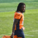 Jerry Jeudy takes the field for training camp with the Denver Broncos for his rookie season