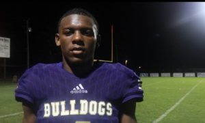 Emmanuel Henderson who holds offers from Alabama and Georgia, predicts Alabama - Georgia