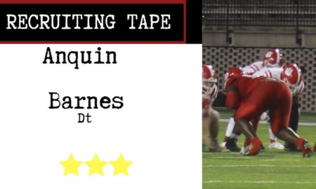 anquin Barnes recruiting tape edit