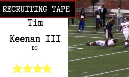 Tim Keenan III Recruiting Tape Edit