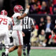 Tua Tagovailoa celebrates game-winning TD versus Georgia in 2018 CFP title matchup