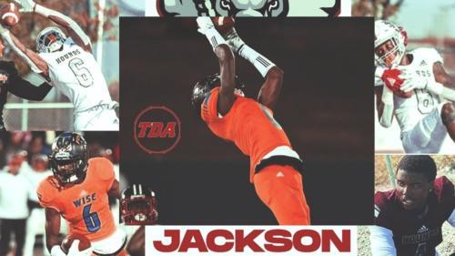 Khyree Jackson commitment edit